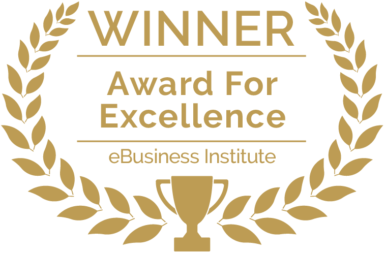 eBusiness Institute Student Award For Excellence