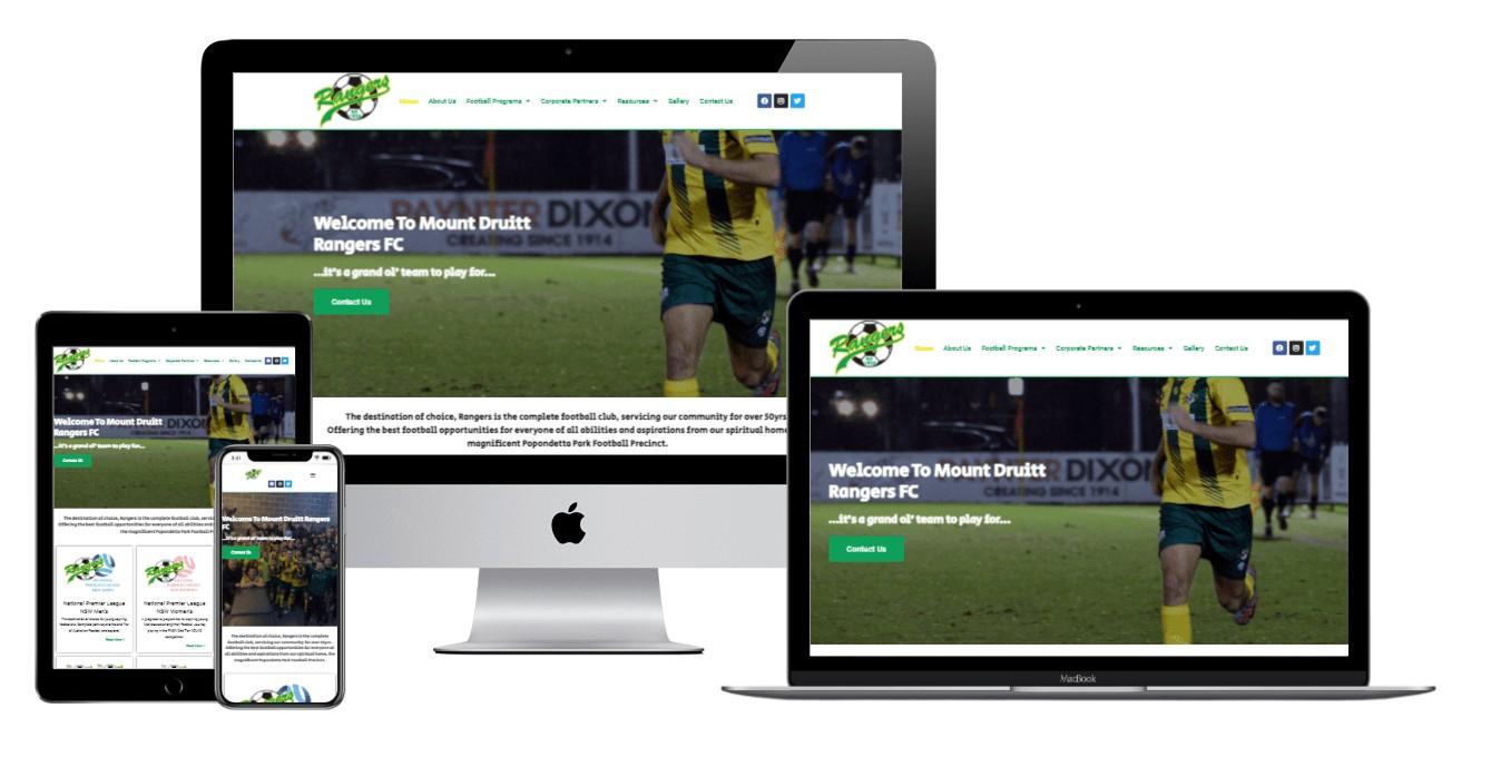 australia wide website design